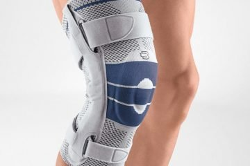 GenuTrain S Knee Brace