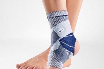 MalleoTrain S Open Heel Ankle Brace
