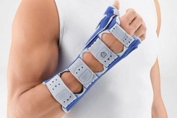 ManuLoc Rhizo Long Wrist Brace