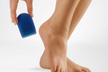 Visco Balance Heel Cushion